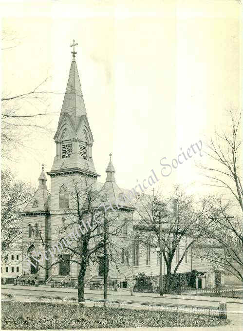 Church of the Immaculate Conception, East Weymouth